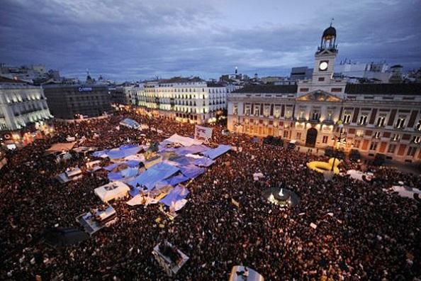 Miles de personas han simpatizado estos días con el movimiento 15M. ¿Utopía? ¿Verdadera democracia participativa?